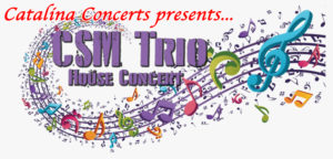 CSM – House Concert ***FULL! Waiting List Only! ***